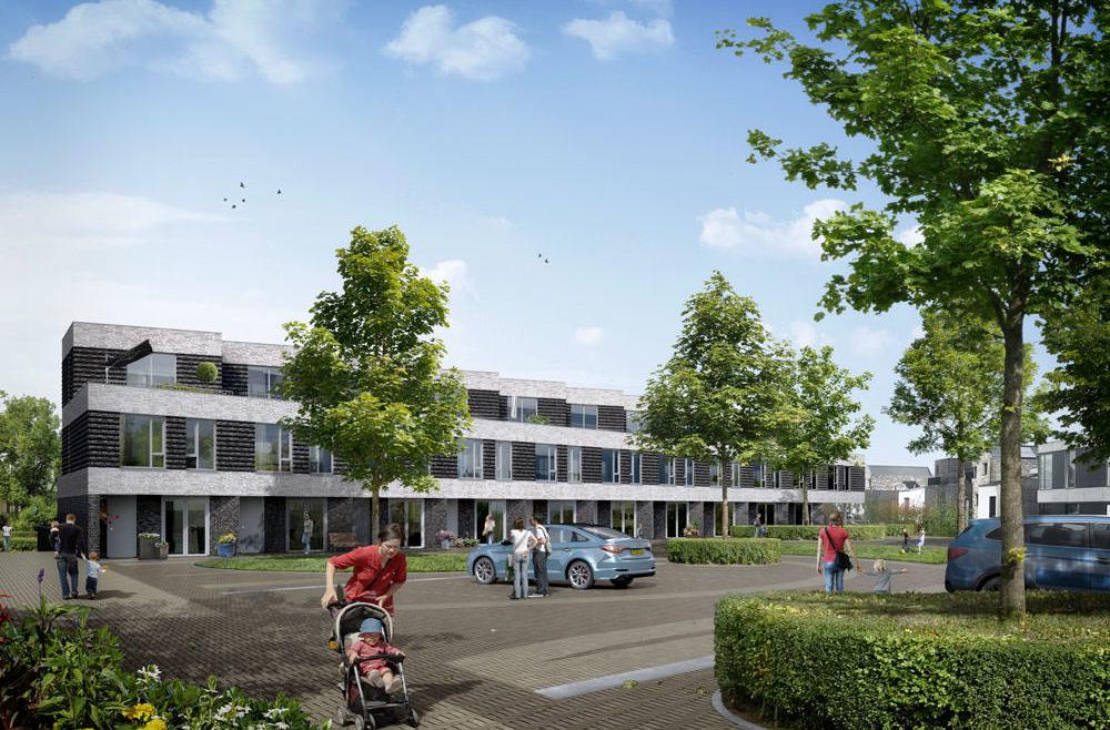 De 14 van Waterrijk, Eindhoven